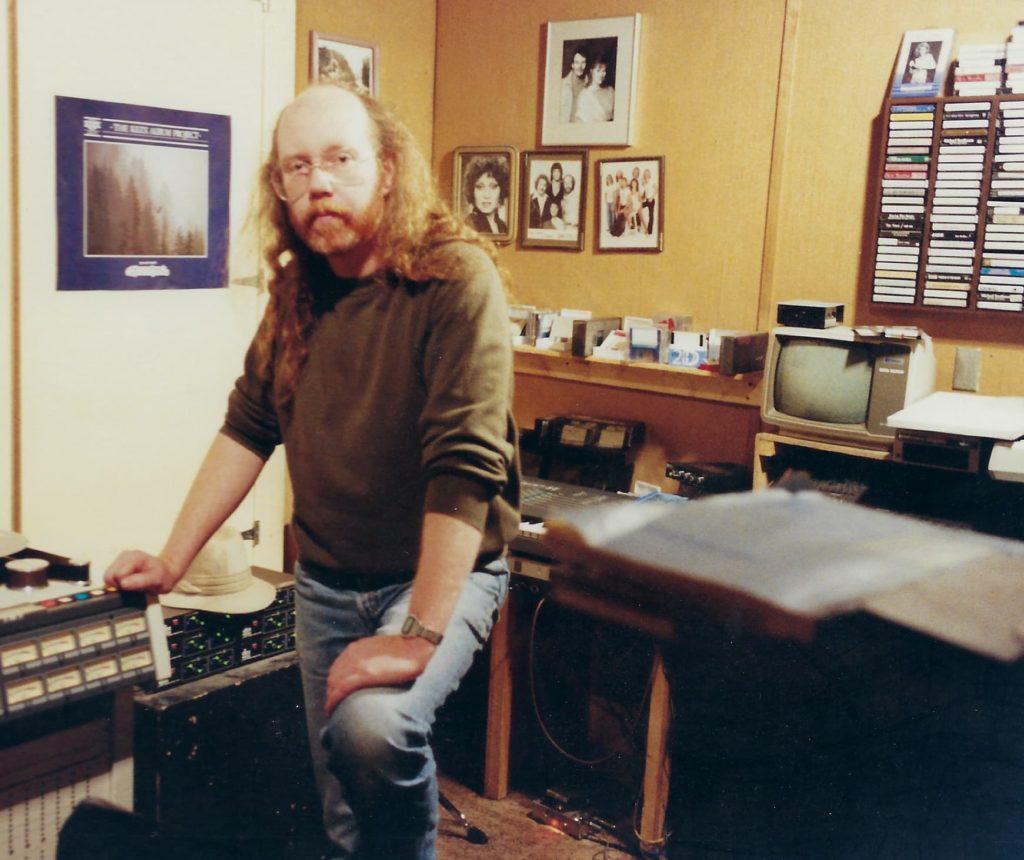 David at Tacoma Studio